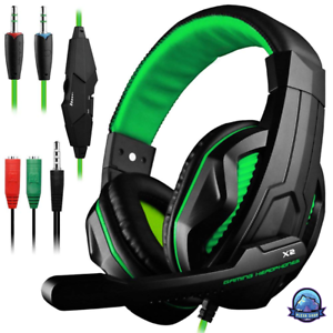 7b380351262 Fortnite Pro Headset with Mic & Volume Control for PS4, Xbox One ...