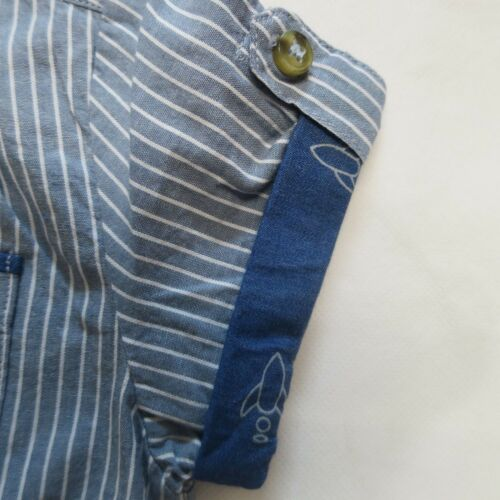 Marchio, venduti in avanti Ragazzi Camicia Designer Rrp £ 30 Angel /& Rocket Summer Short