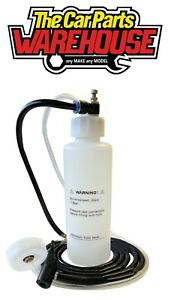 Brake Clutch Fluid Pedal Bleeding Systems Simple Brand
