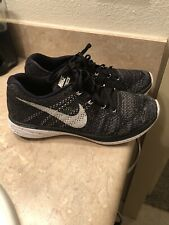 premium selection 9ed1b b053c item 2 Nike Flyknit Lunar 3 698181-010 Sz 10.5 M Oreo Black Lace Up Running  Mens Shoes -Nike Flyknit Lunar 3 698181-010 Sz 10.5 M Oreo Black Lace Up  Running ...