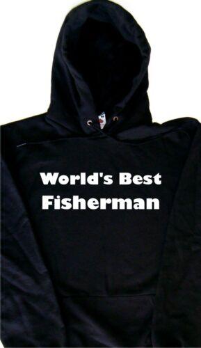 World/'s Best Fisherman Hoodie Sweatshirt