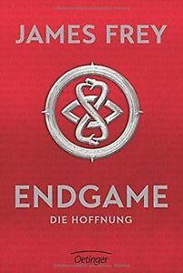 Endgame-Die-Hoffnung-Band-2-von-Frey-James-Buch-Zustand-gut