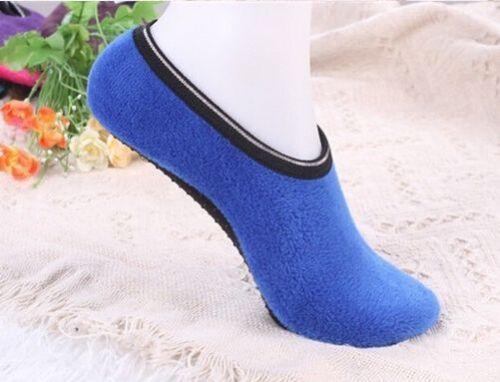 Slipper Thick Fluffy Sock Non Slip