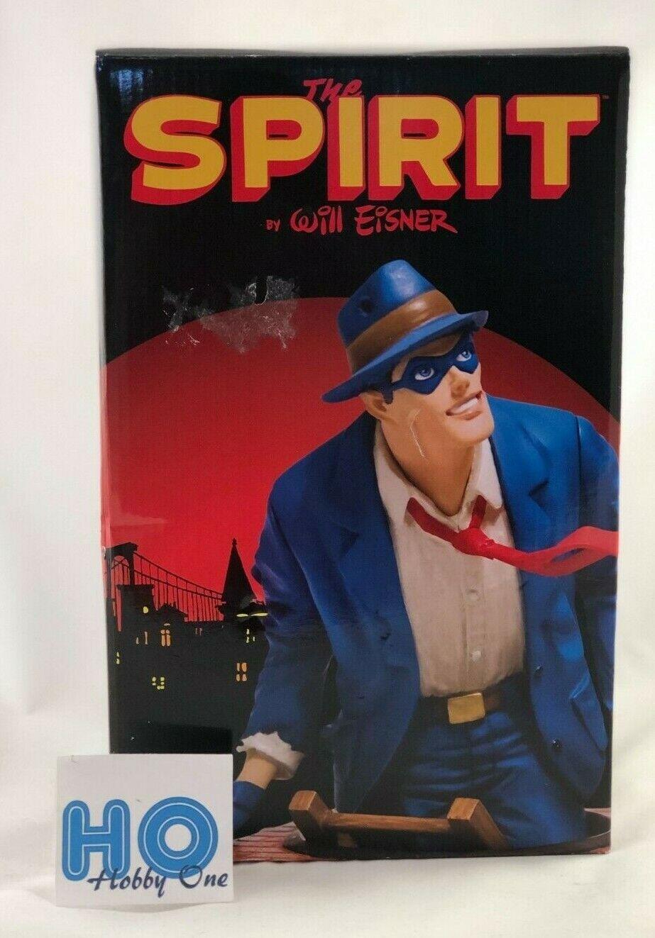 The Spirit by Will Eisner - Buste résine - Dark horse Deluxe - Lim. 950 exs