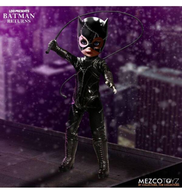 Mezco Living dead dolls - Batman returns - catwoman