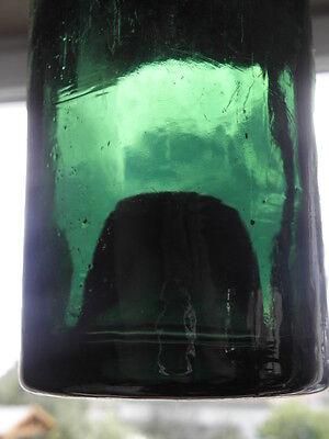 Bottles Antique Bottle Glass French Mouth Blown Primitive18th Liquor Spirits Liquor Wine Glass