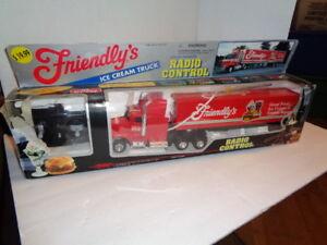 Image Is Loading Vintage Friendly 039 S Ice Cream Truck Radio
