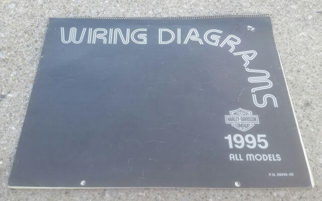 1995 Harley Davidson Electra Glide Ultra Road Electrical