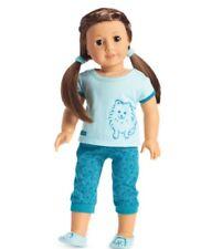 AMERICAN GIRL DOLL TRULY ME POMERANIAN PAJAMAS  OUTFIT NIB(no doll)