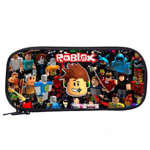 Galaxy Roblox Kids Bookbag Backpack Leakproof Lunch Bag Sling Bag Pen Case Lot