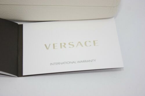 8d0b2688dcd 2 of 9 Versace Mod. 4253 5074 73 Ivory Gold Cats Authentic Boxed Designer  Sunglasses