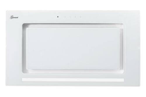 Gurari Installazione cappa aspirante cappa soffitto 52 cm 1000m³//h ventole blocco predefinito Bianco