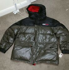 NWT MENS TOMMY HILFIGER PUFFY WATERPROOF JACKET COAT XLARGE XL MSRP £395