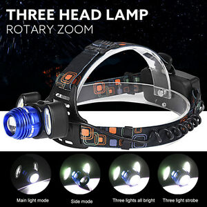 New-15000Lm-3x-XML-T6-LED-Headlamp-Rechargeable-Headlight-18650-Head-Torch-Lamp
