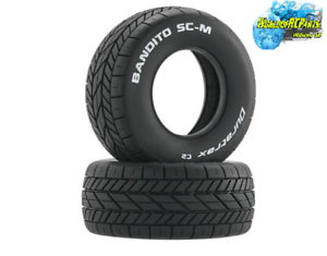 DTXC3800 DuraTrax Bandito SC-M Oval Tire C2 Qty 1