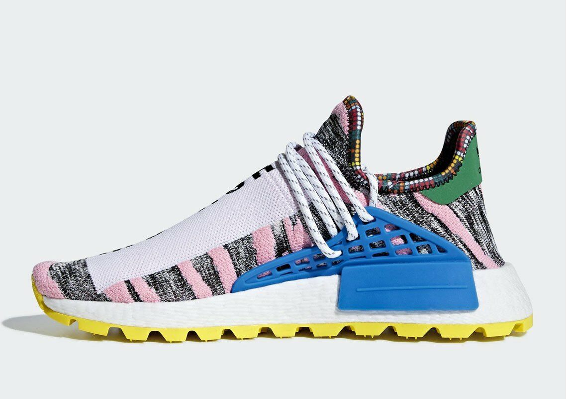 9a6acbce4 adidas Pharrell Williams X Human Race Solar HU NMD Mother Land 9.5 ...