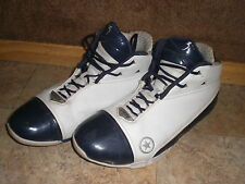 a67c87dd5fbe Dwyane Wade Converse 1.3 Shoes Size 14 MARQUETTE BLUE   White Basketball  Shoe