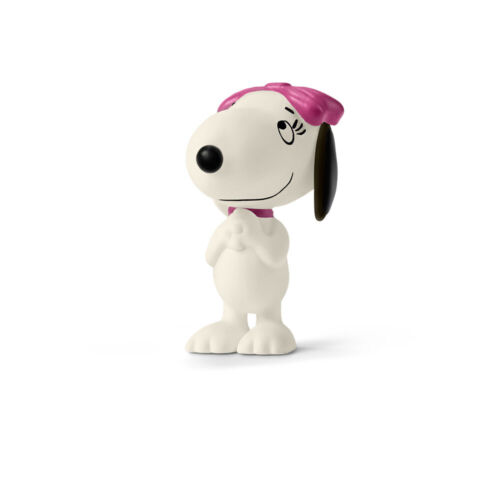 Vendita Schleich 22032 Belle in plastica Figur Charmed Peanuts Charlie Brown Snoopy