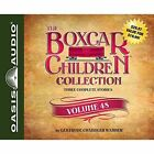 The Boxcar Children Collection Volume 48 (Library Edition): The Celebrity Cat Caper, Hidden in the Haunted School, the Election Day Dilemma by Gertrude Chandler Warner (CD-Audio, 2016)