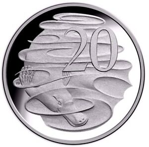 AUSTRALIA 2020 A New Effigy Era 6th Portrait Jody Clark RAM Set 6 Coin Proof
