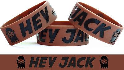 Hey Jack Wristband Funny Bracelet Duck Call Silly Merchandise Wrist Band Dynasty