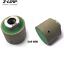 "1PC 2/"" Resin Diamond Polishing Drum Zero Tolerance for Granite Marble Concrete"