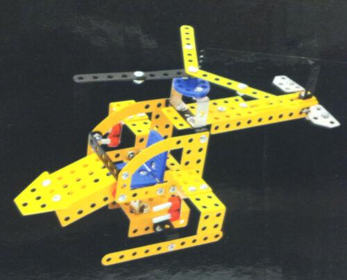 Hmt 238 pieces lourd mécanique camion diy metal construction kit de créer 4 styles