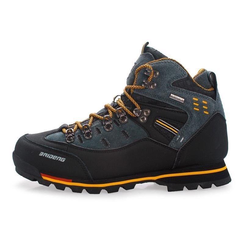 Breathable Outdoor Hiking schuhe For Men Waterproof EVA EVA EVA Outsole Comfortable schuhe b22029