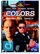 DVD: Colors - Farben der Gewalt (Robert Duvall & Sean Penn, Regie Dennis Hopper)