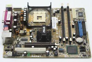 Motherboard-Mainboard-Hauptplatine-ASUS-P4P8T-Rev-2-00-Socket-478-N-ohne-CPU