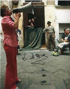Foto-autografata-Lina-Wermuller-Signed-Autografo-Cinema-Wertmuller-Premio-Oscar