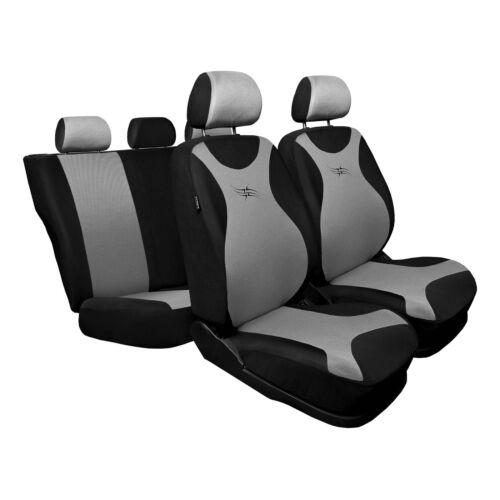 Ford Mondeo Silber Turbo Universal Sitzbezüge Sitzbezug Auto Schonbezüge