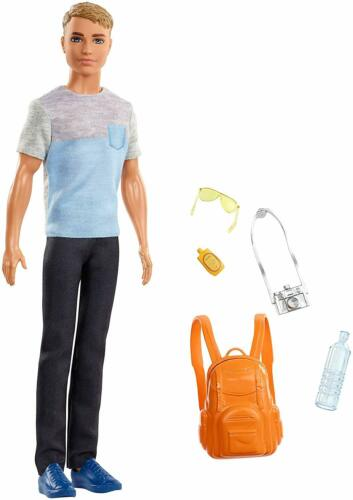 Barbie Core Travel Ken Doll
