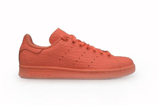 Damen Adidas Stan Smith W - AQ6807 - Pfirsich Sonnenschein Turnschuhe