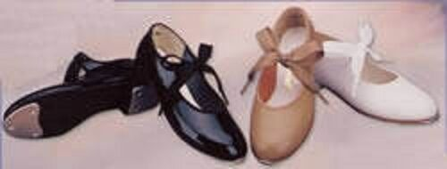 NEW Capezio Balera Leo/'s Student Tap Shoes Jr Tyette Toddler /& Child Sizes