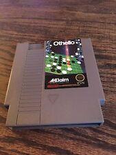 Othello Original Nintendo NES Game Cart Works PC5