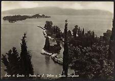 AD1810 Brescia - Provincia - Lago di Garda - Punta S. Felice e Isola Borghese
