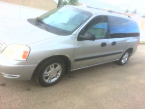 2007 Ford 7 Seater Only $1200
