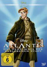 Atlantis Geheimnis der verlorenen Stadt - Disney Classics 40         | DVD | 010
