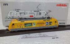 """Märklin 39370 BR 101 DIGITAAL speciaal """"WM 2006"""" SINUSMOTOR"""