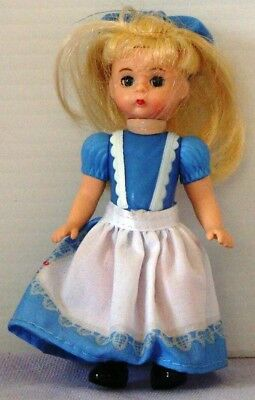 McD 2007 Madame Alexander WIZARD of OZ DOLL Series #6 TINMAN without TAG