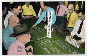 Vintage Frontier Hotel  Casino Las Vegas Craps Game used at casino