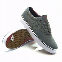 Emerica The Provost Shoes In Dark Grey - Men's Size 10 Or 11