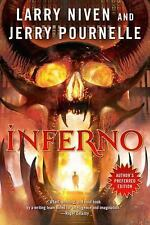 Inferno by Larry Niven and Jerry Pournelle (2008, Paperback)