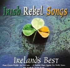 CD WORLD IRISH REBEL SONGS IRELAND'S BEST
