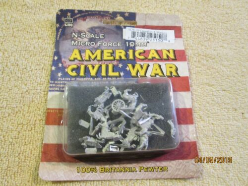 GHQ Micro Force ACW 10mm Casualties /& Tabletop Markers Pack