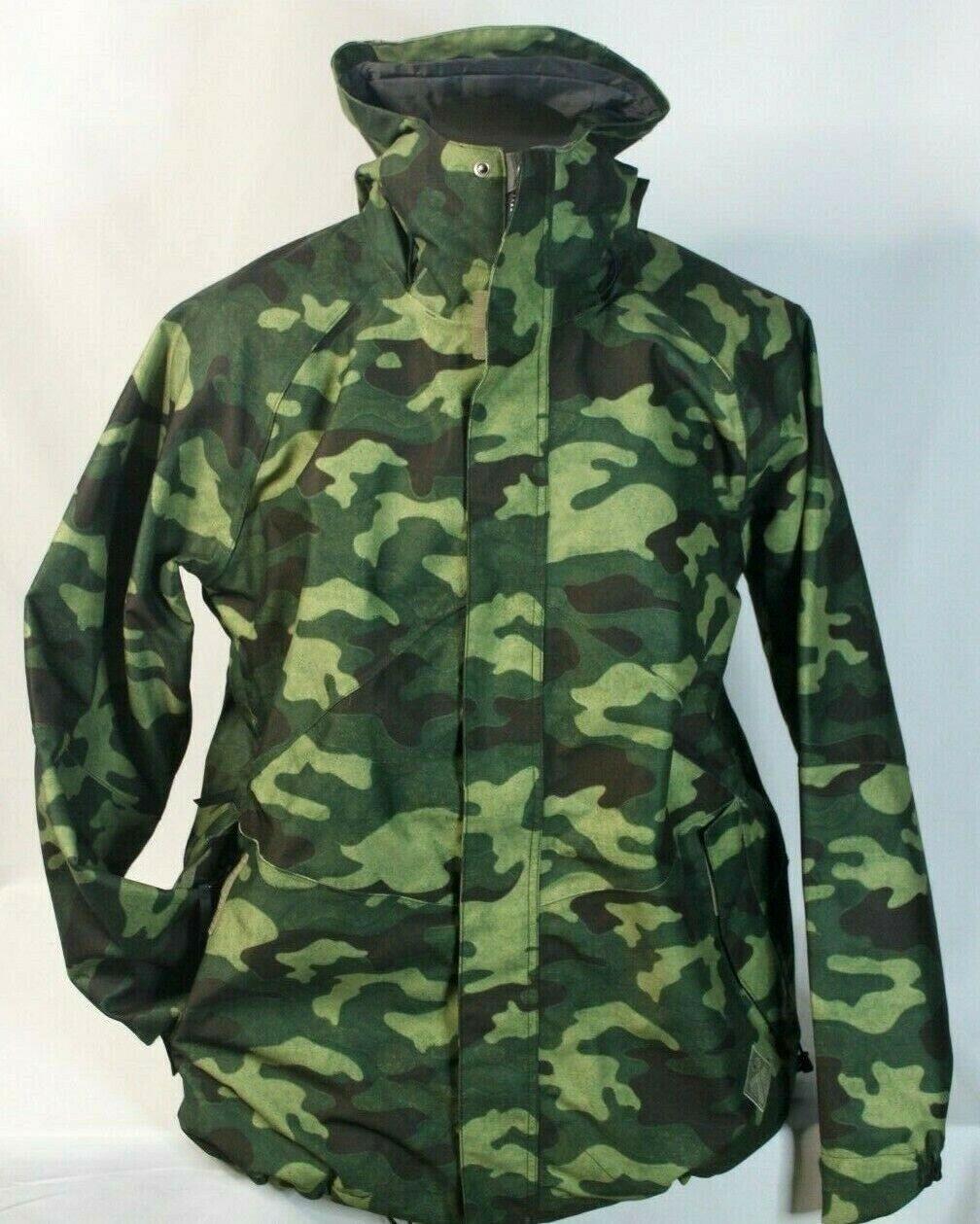 Bonfire TuffDry Trapper Snowboard Jacket Camo Snowboarding coat mens sz XL EUC