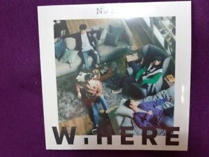 Nu-est-Nuest-W-W-HERE-STILL-LIFE-Ver-CD-Photobook-PhotoCard-NEW-SEALED