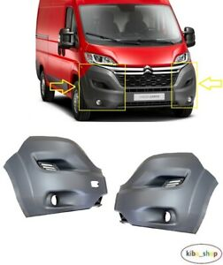 NEW NISSAN PRIMASTAR 2006-2014 FRONT BUMPER WITHOUT FOG LIGHT HOLES