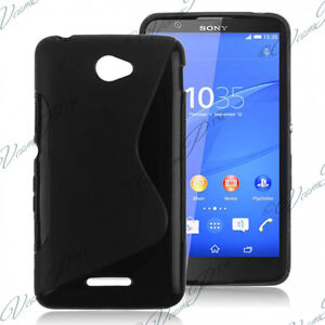the latest 3b588 e2fc0 Details about Case Cover TPU Silicone Gel Sony Xperia E4 E2104 E2105/E4  Dual E2114